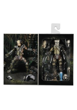 "Predator Ultimate Jungle Hunter 7"" Action Figure"