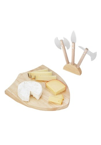 Medieval Cheese Board Set