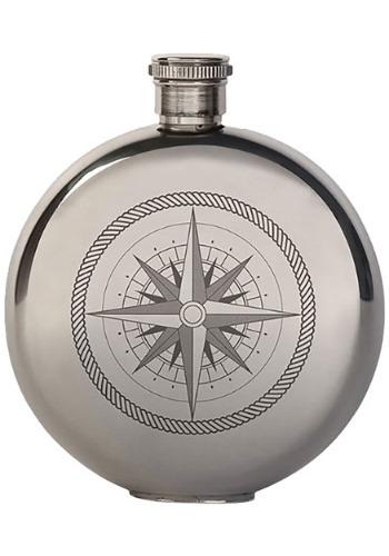 Compass Canteen Flask 5oz