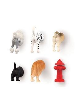 Dog Butt Magnets