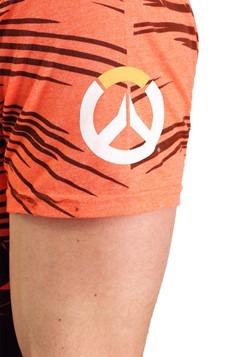 Funko Tee: Overwatch- Tracer Jumbo Print T-Shirt3