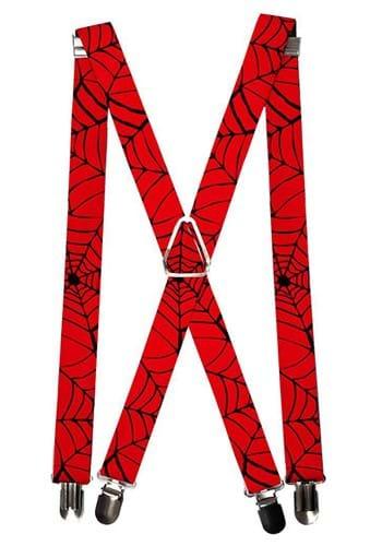 "Spiderman Marvel Comics 1"" Suspenders"
