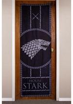 """Game of Thrones House Stark 26"""" x 78"""" Door Banner"""
