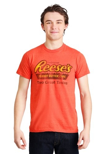 Reese's Mens Lightweight T-Shirt