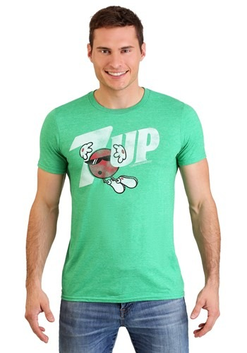 Men's 7-Up Lightweight T-Shirt