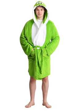 Adult Yoshi Hooded Bathrobe