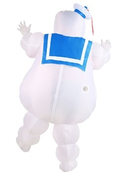 Adult Inflatable Ghostbusters Stay Puft Costume alt1