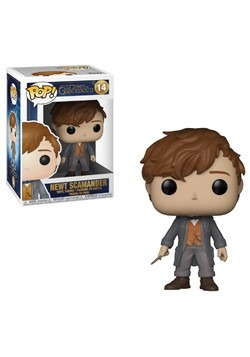 Pop! Movies Fantastic Beasts 2 Newt update2