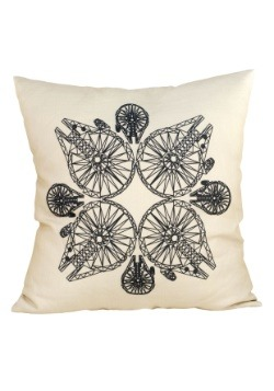 Millennium Falcon Pillow