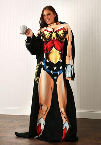 Wonder Woman Comfy Throw
