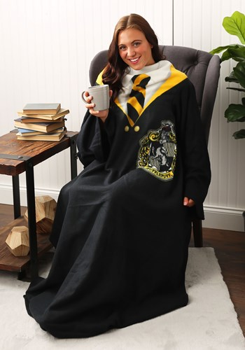 Harry Potter Hufflepuff Comfy Throw