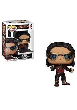 Funko Pop! TV The Flash - Vibe Figure