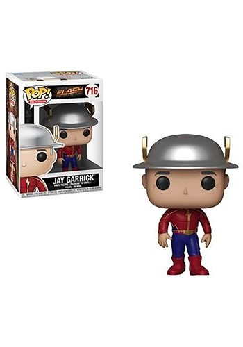Funko Pop! TV The Flash- Jay Garrick Figure