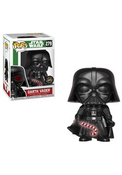 Pop! Star Wars: Holiday- Darth Vader w/ Chase-alt1