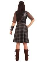 Braveheart Women's Warrior Costume Alt 2