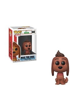 Pop! Movies The Grinch Movie - Max the Dog Figure
