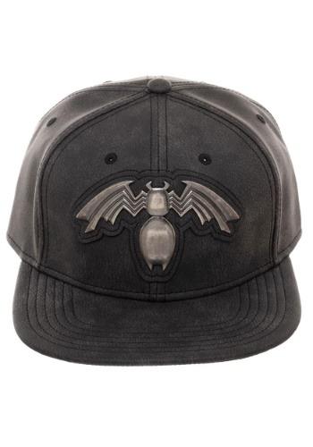 Venom Distressed PU Snapback