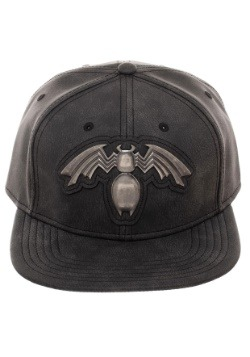 Venom Distressed PU Snapback