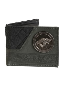 Game of Thrones House Stark Bi-Fold Wallet