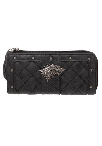 HBO Game of Thrones Stark L-Zip Wallet