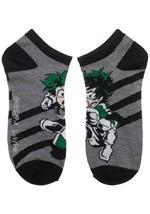 My Hero Academia 5 Pack Ankle Socks Alt 4