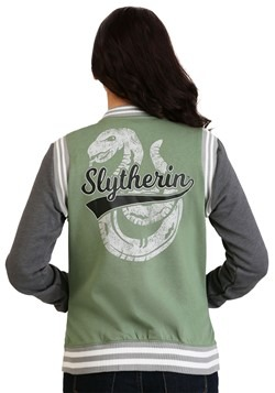 Harry Potter Slytherin Women's Varsity Jacket