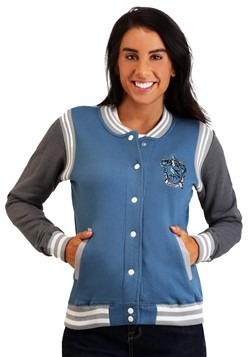 Harry Potter Women's Ravenclaw Varsity Jacket