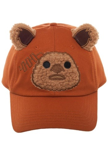Star Wars Ewok Big Face Character Hat