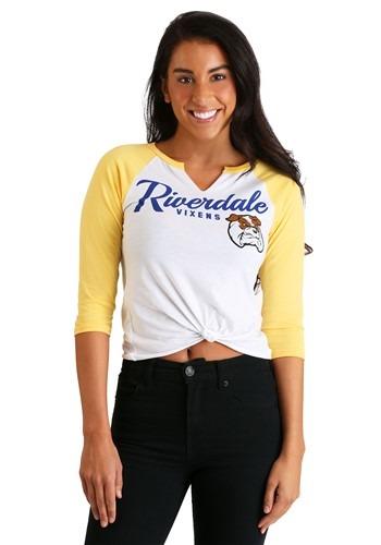 Womens Riverdale Vixens Raglan T-Shirt