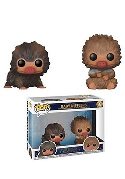 Pop! Movies: Fantastic Beasts 2- Baby Nifflers 2-Pack