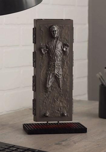Han Solo in Carbonite Collector's Gallery Statue