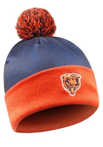 Chicago Bears Team Logo Light-Up Beanie