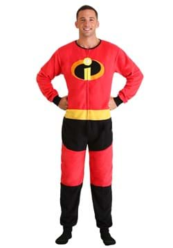 Adult The Incredibles Mr. Incredible Union Suit