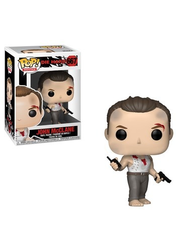 Pop! Movies: Die Hard John McClane