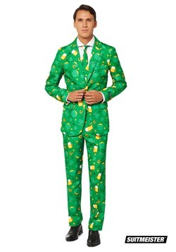 SuitMeister St. Patrick's Day Suit for Men