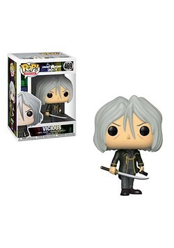 Pop! & Buddy: Cowboy Bebop- Vicious