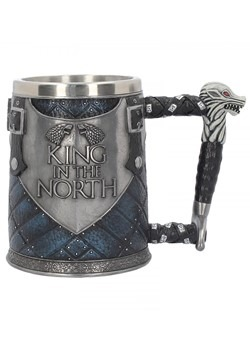 The Game of Thrones King in the North Tankard