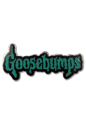 Goosebumps Logo Enamel Pin