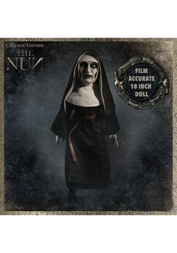 "Mezco Toyz The Nun 18"" Roto Plush Doll"