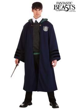 Adult Vintage Harry Potter Hogwarts Slytherin Robe