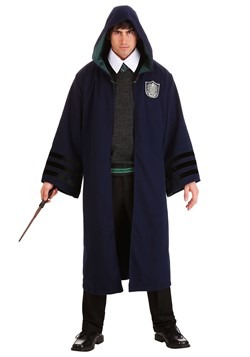 Adult Vintage Harry Potter Hogwarts Slytherin Rob Alt 2