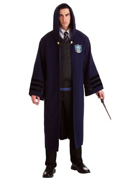 Adult Vintage Harry Potter Hogwarts Ravenclaw Rob Alt 4
