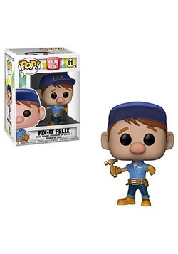 Pop! Disney: Wreck-It Ralph 2- Fix-It Felix Figure