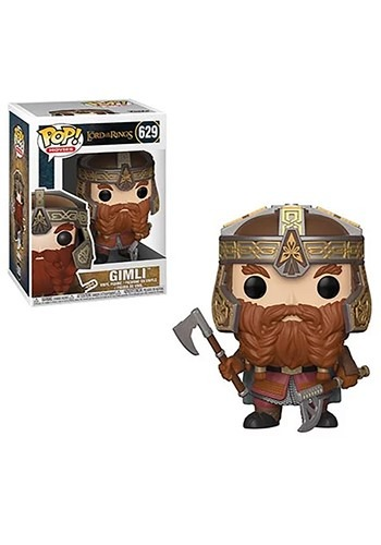 Pop! Movies: The Lord of the Rings- Gimli