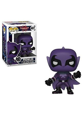 Pop! Marvel: Spider-Man: Into the Spider-Verse Prowler