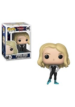 Pop! Marvel: Spider-Man: Into the Spider-Verse: Spider-Gwen