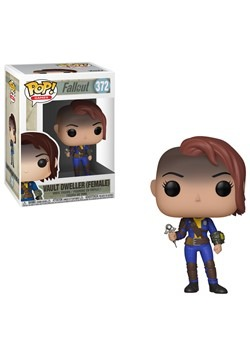 Pop! Games: Fallout- Vault Dweller Female