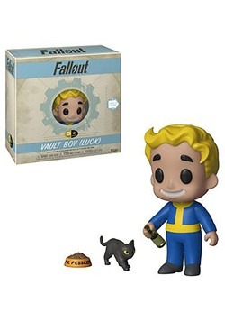 5 Star: Fallout- Vault Boy (Luck)
