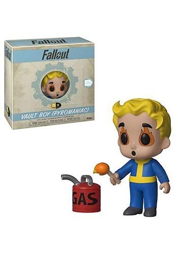 5 Star: Fallout- Vault Boy (Pyromaniac)
