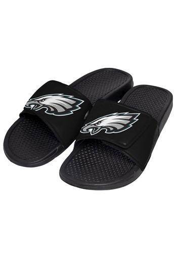 Eagles Cropped Big Logo Slide Men's Flip Flops